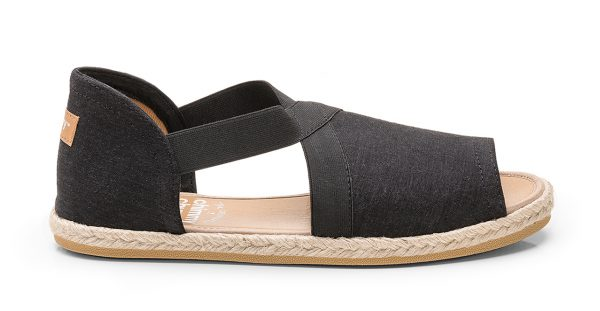 Fit Sandal Black