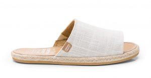 Sandal Slide Broderie
