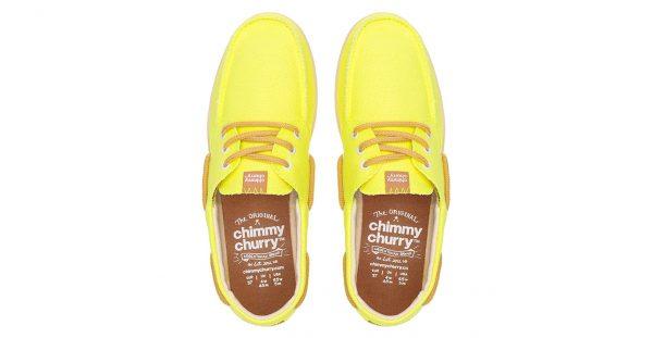 Nautical Classic Yellow Fluor