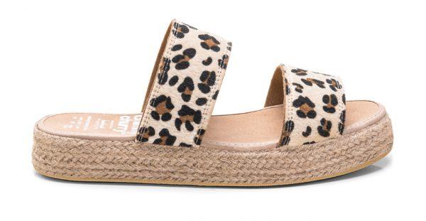 Sandalia Bandhel S/E Leopardo