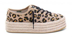 Sneaker Leopardo